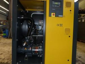 Skrutkové kompresory kaeser